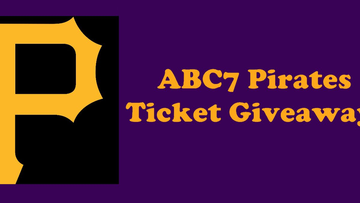 ABC7 Pittsburgh Pirates Ticket Giveaway