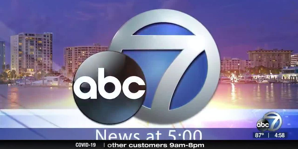 ABC 7 News at 5:00pm - Friday March 27, 2020