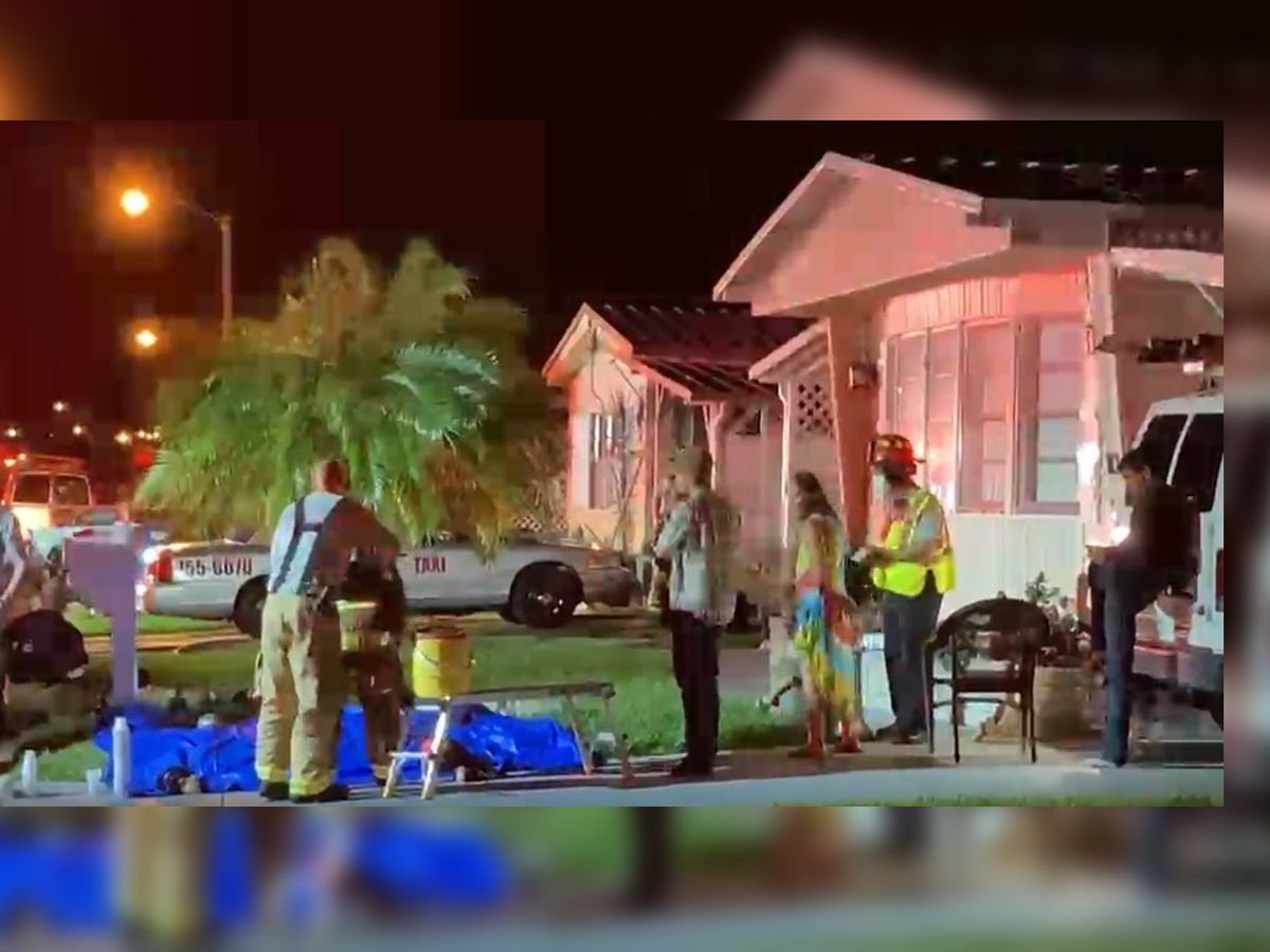 Family and pets survive Bradenton house fire