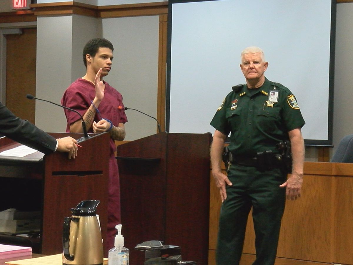 Manatee County teenager sentenced for the death of Braden River High School student