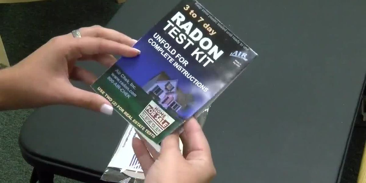 """Radon, described as """"The Silent Killer,"""" found in 1 out of 5 Suncoast homes"""