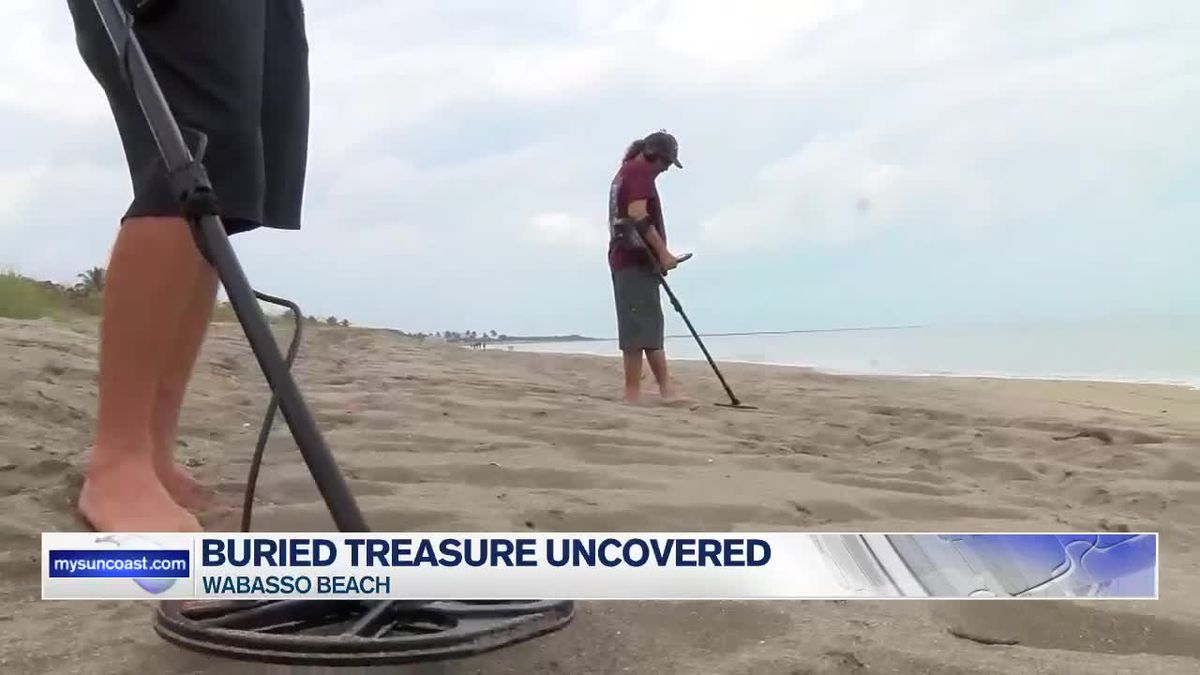 Buried Treasure Uncovered