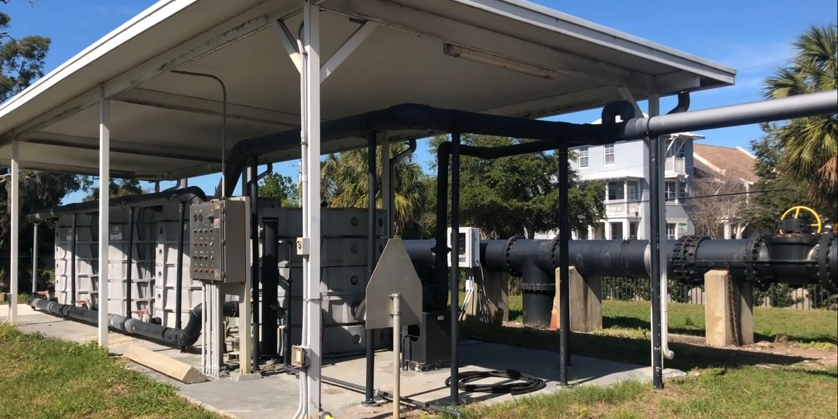 Sewage Pipes Continue to Have Problems on the Suncoast