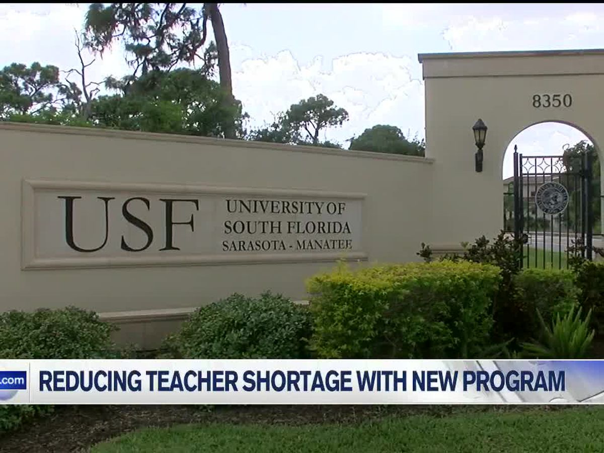 With teacher shortage, new program helps place new teachers in Manatee County Schools classrooms