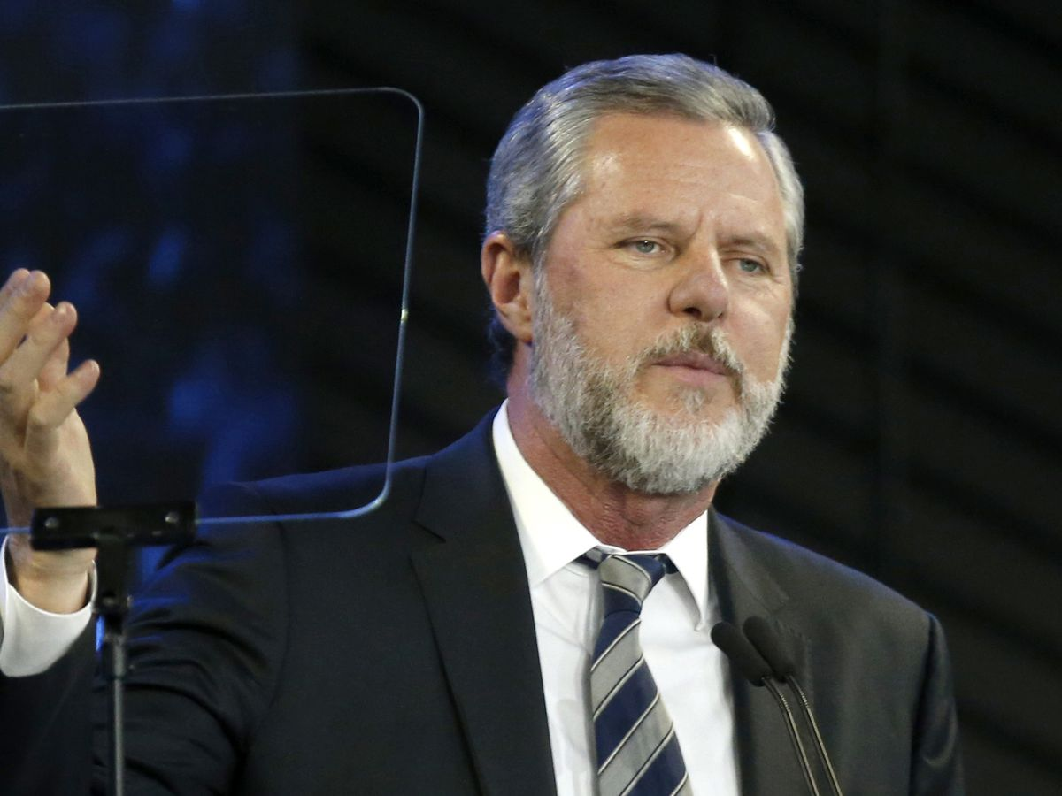 Black Liberty U. alums rebuke Falwell after blackface tweet