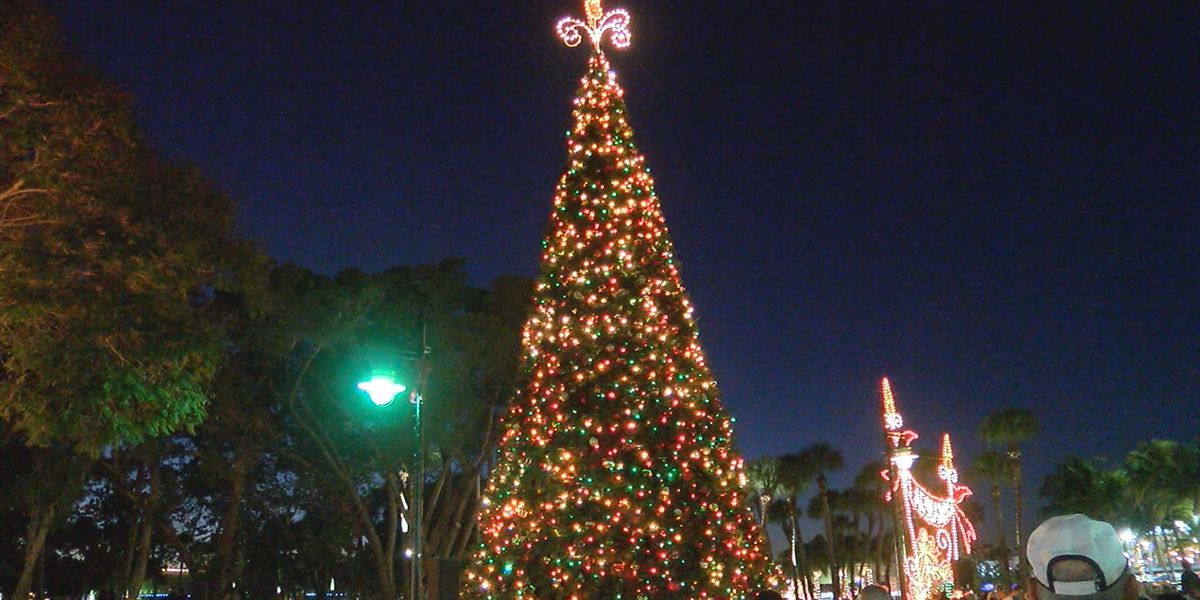 Night of Lights kicks off holiday season on St. Armands Circle