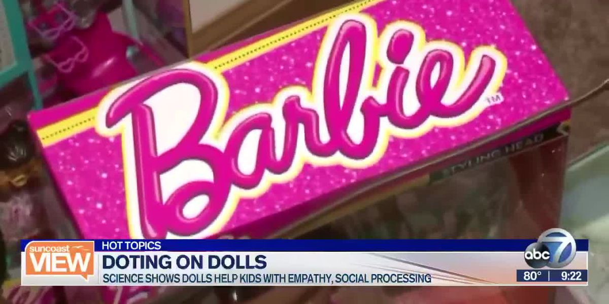 HOT TOPICS: Social benefits to playing with dolls & Mattel launches Susan B. Anthony Barbie | Suncoast View