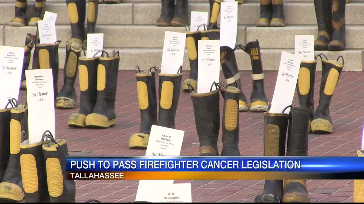 Bill to cover firefighter cancer benefits making progress in Congress