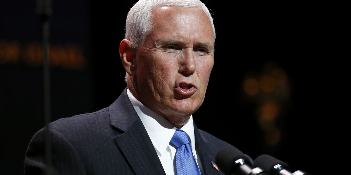 Mike Pence touts jobs, economy during Florida visit