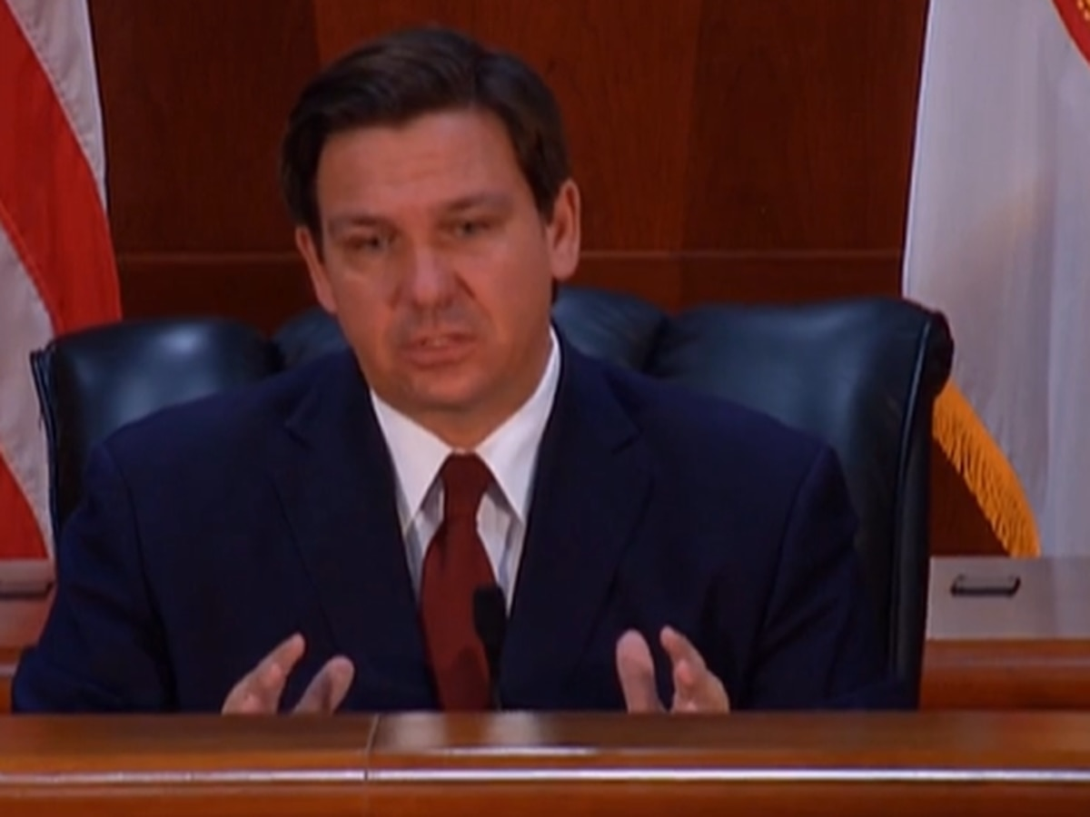 DeSantis: 72 new servers brought in to help with unemployment website