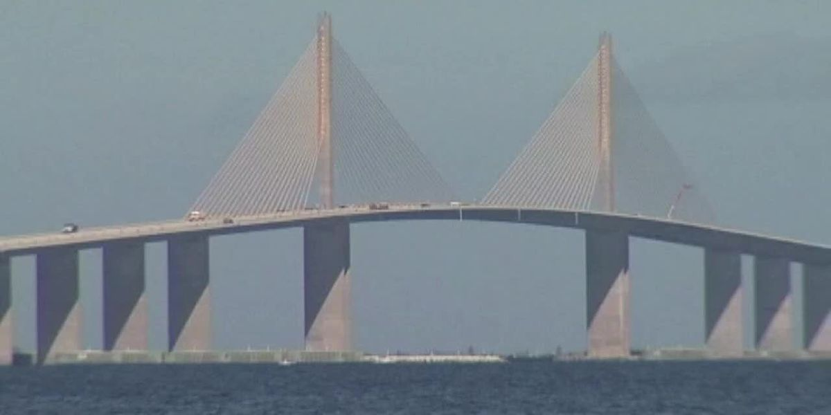 First Alert Traffic: Sunshine Skyway Bridge has re-opened