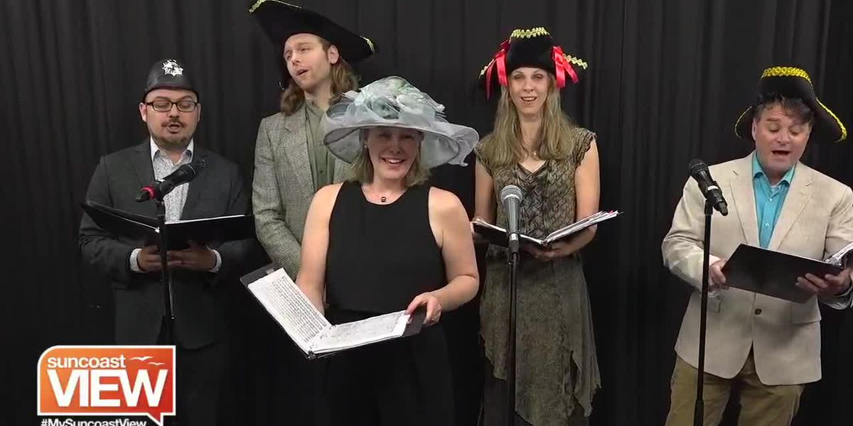 "Artist Series Concerts Previews ""An Afternoon of Operetta"" 
