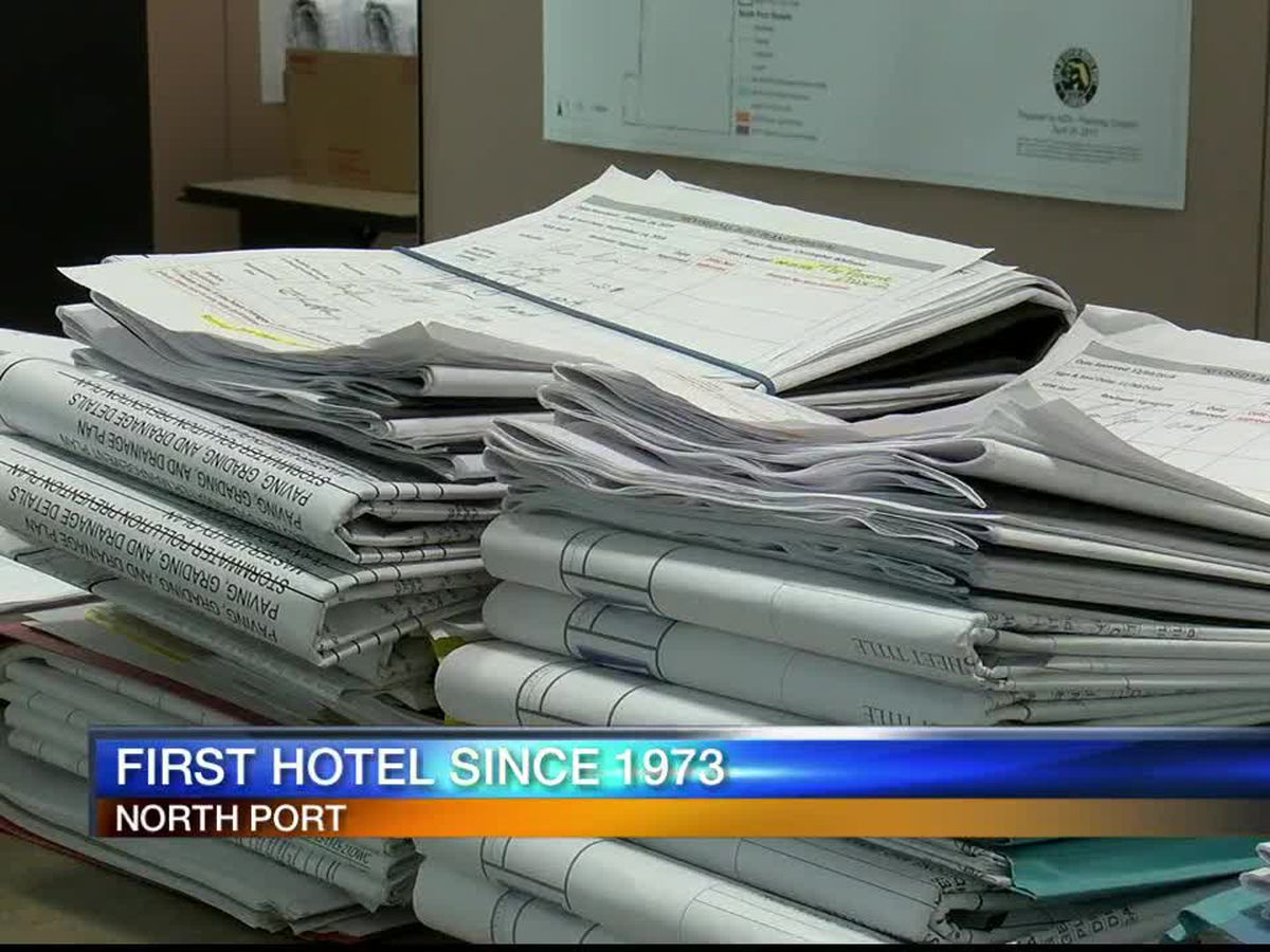First hotel being built in North Port since 1973