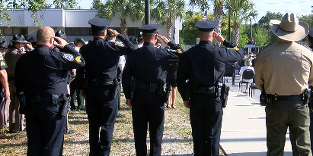 National Police Week: Suncoast law enforcement honor the fallen