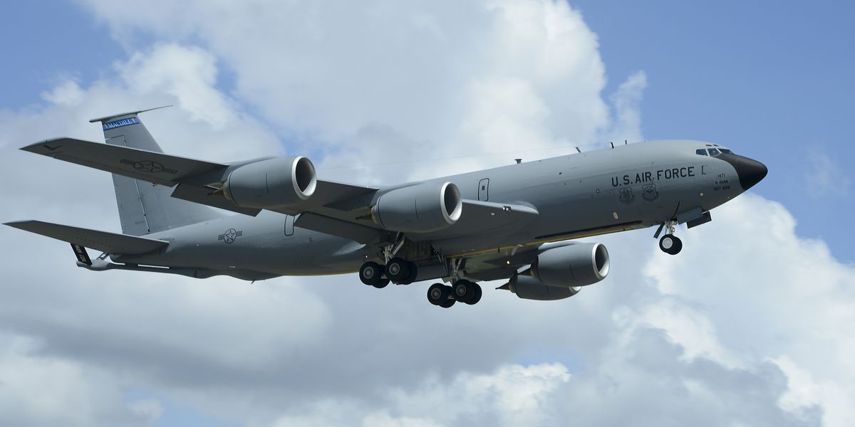 A military tribute coming to the skies over Suncoast Friday morning