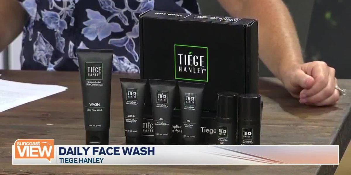 Tiege Hanley Shows How Skincare Caters to Men's Needs, Too | Suncoast View