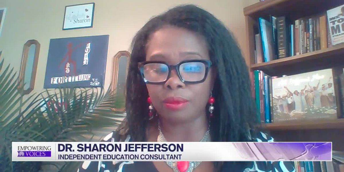 Sharon Jefferson: Cherish Home Study Time With Students