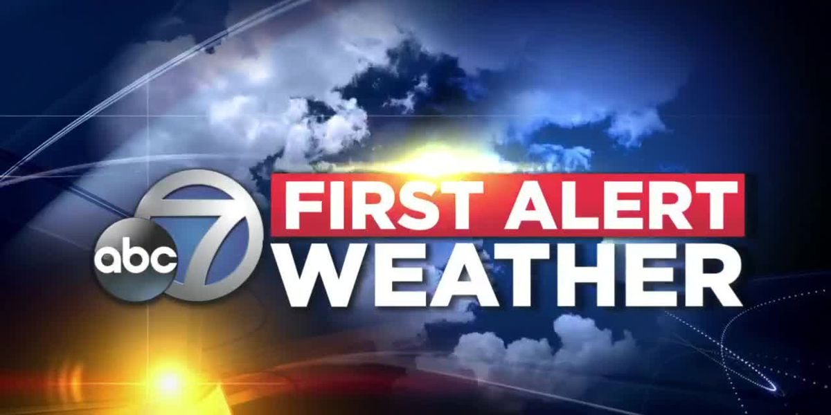 First Alert Weather - 6:30pm May 25, 2019