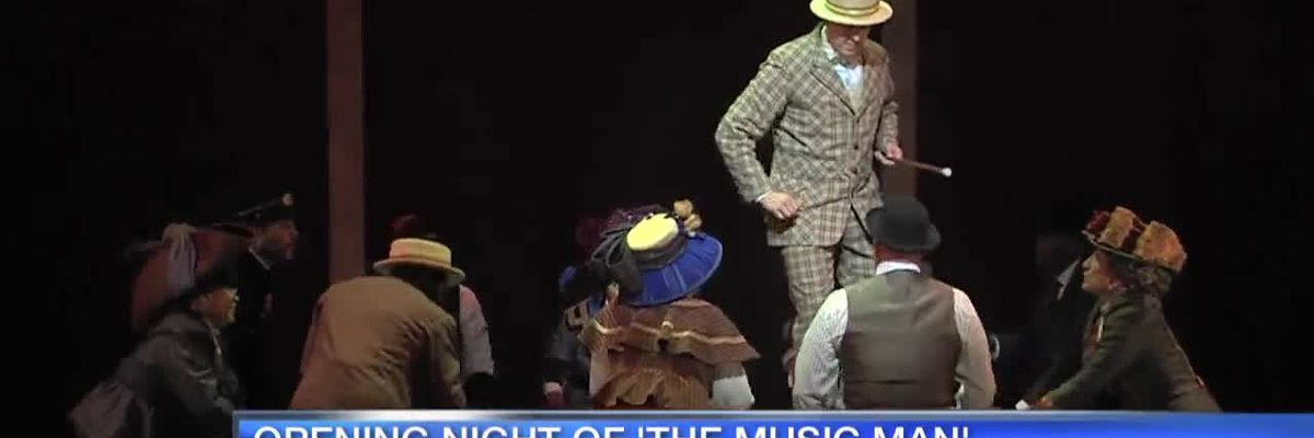 The Music Man at the Asolo Theatre