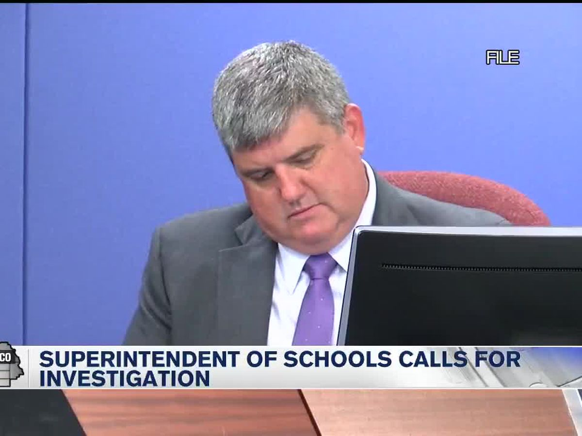 Superintendent of Sarasota County Schools calling for investigation