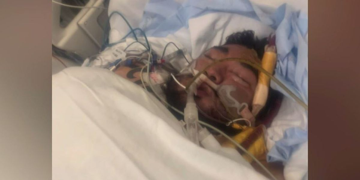 'It's truly a miracle': Man, 25, with COVID-19 survives near-death 3 times