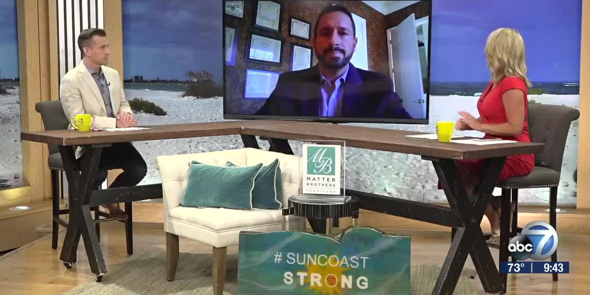 Dream Homes & Real Estate Market Updates with Andrew Haddad From Selling the Suncoast| Suncoast View