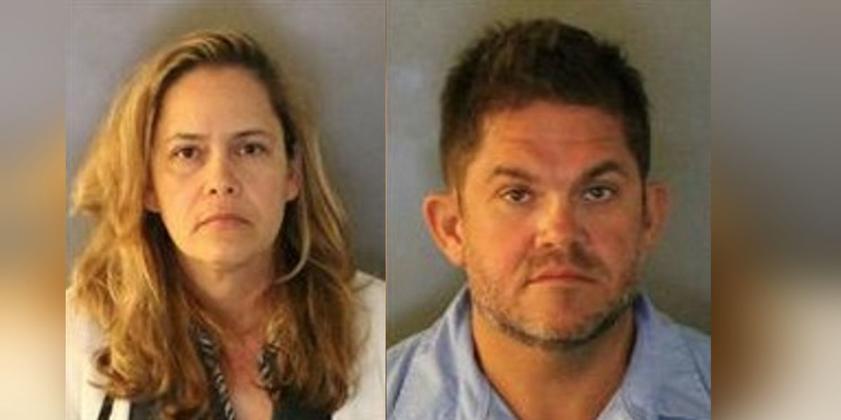 Married couple arrested for taking hundreds of thousands of dollars from an elderly man in North Port