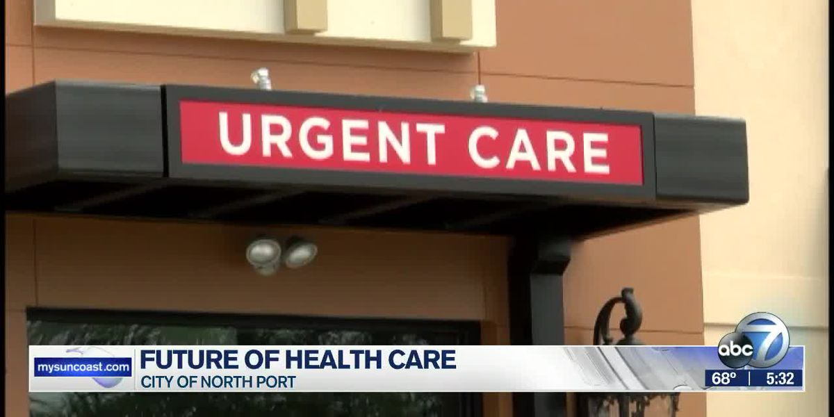 What's next when it comes to health care in North Port?
