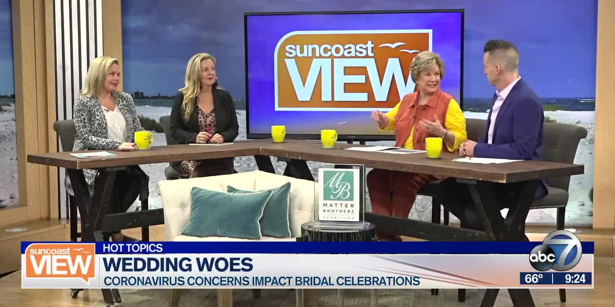 Coronavirus Impact on Wedding and Eating Out | Suncoast View