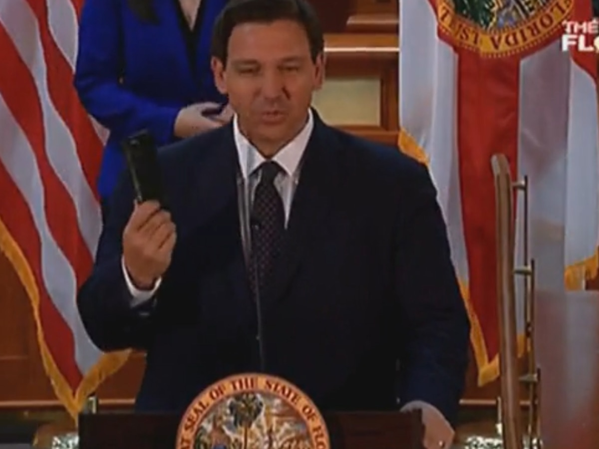 Complete text of Gov. Ron DeSantis' State of the State address