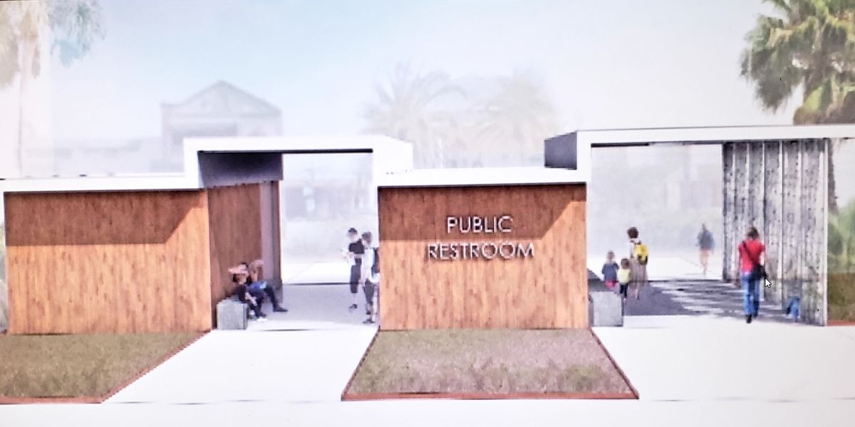 Plans moving forward for St. Armands public restrooms