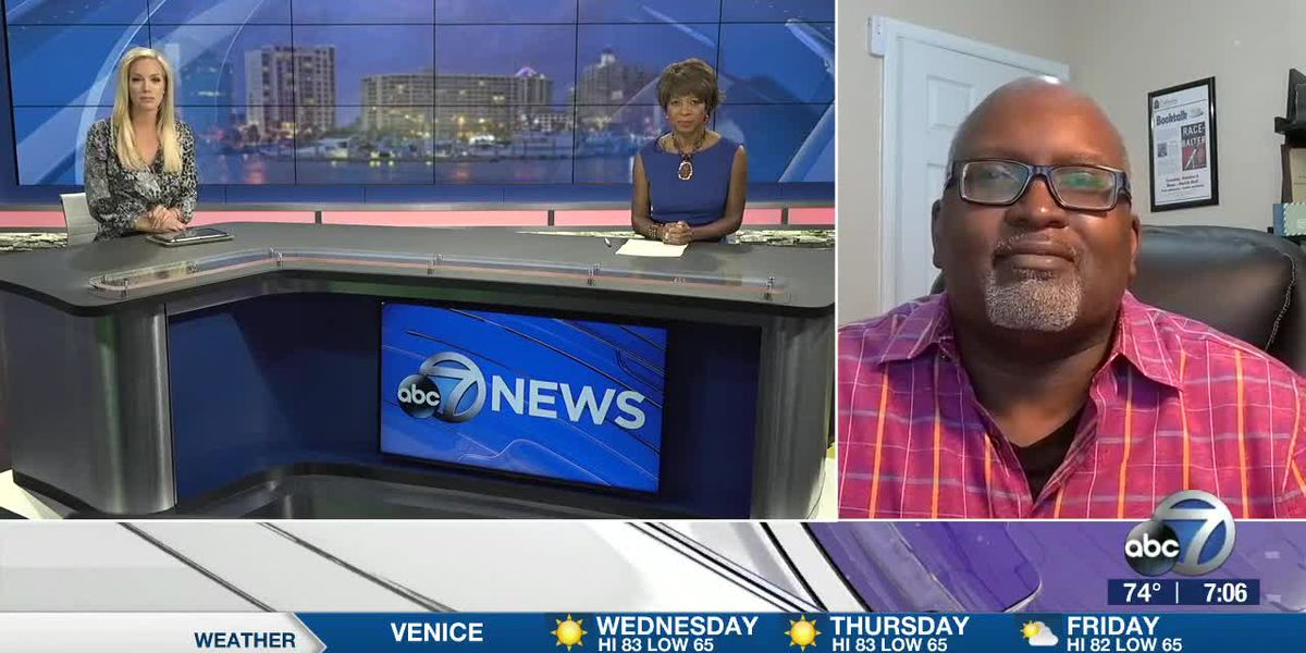 ABC7 News at 7 Roundtable Discussion - November 24, 2020: Part 1
