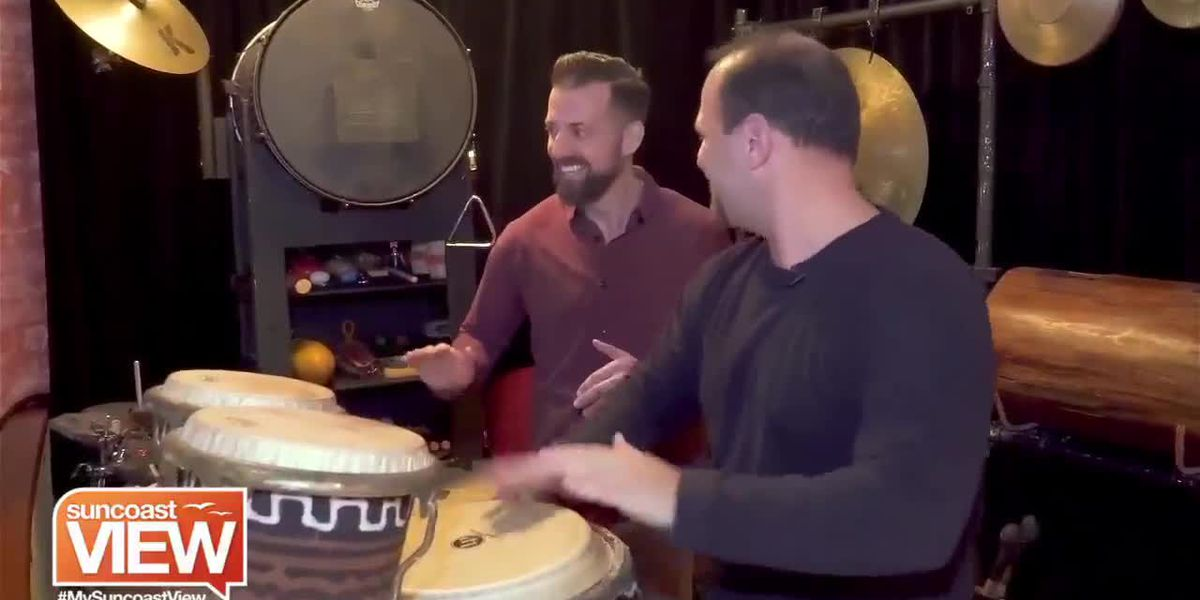 """Joey Learns to Feel the Beat with the Music of """"The Lion King"""" On Stage! 