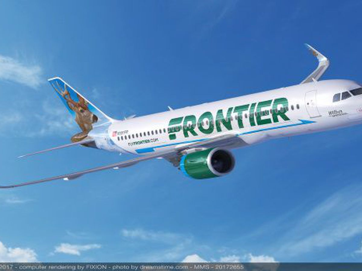 First Frontier flight out of SRQ Airport scheduled for Monday
