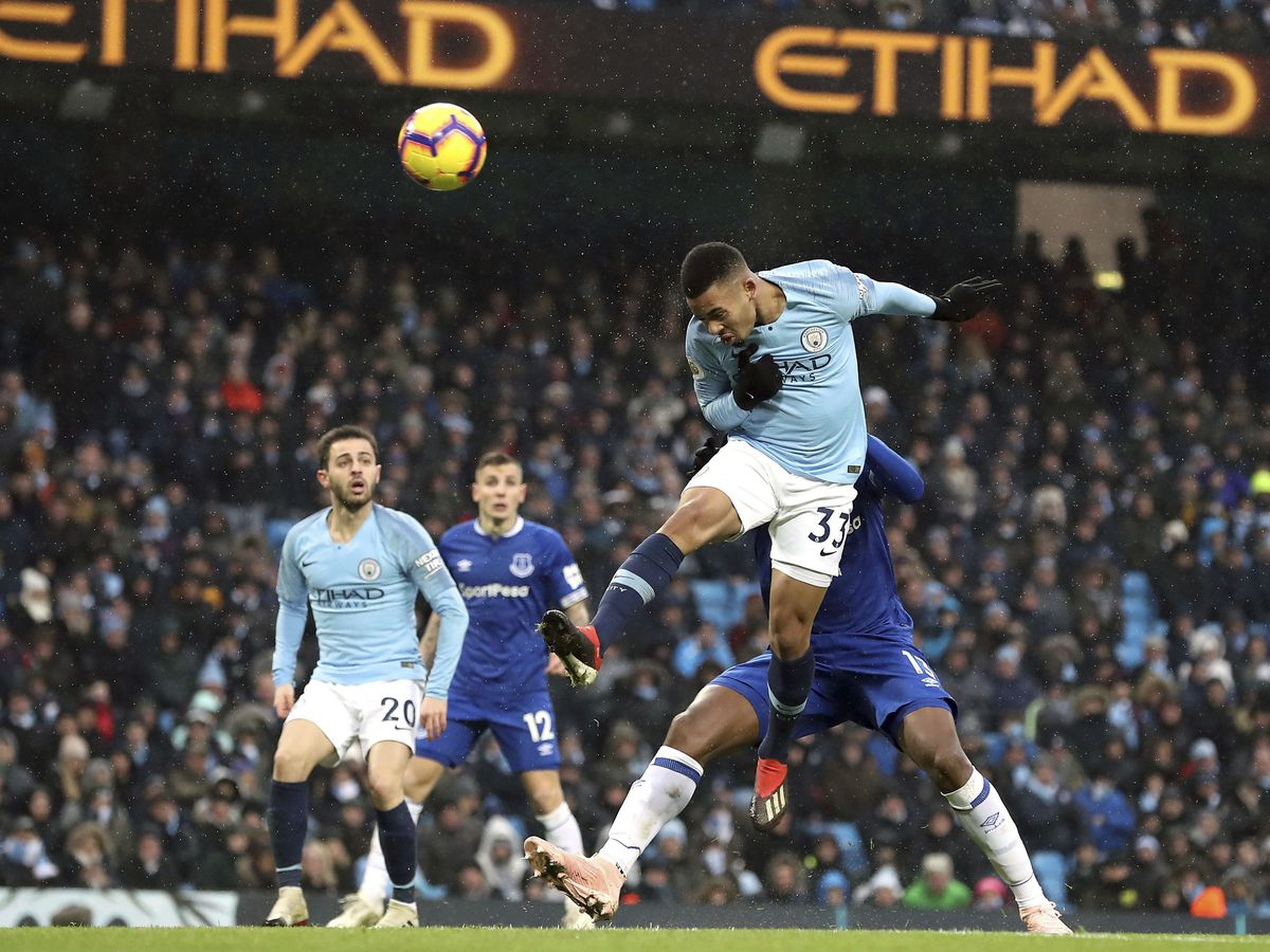 Man City back on top of EPL after win; Eriksen saves Spurs