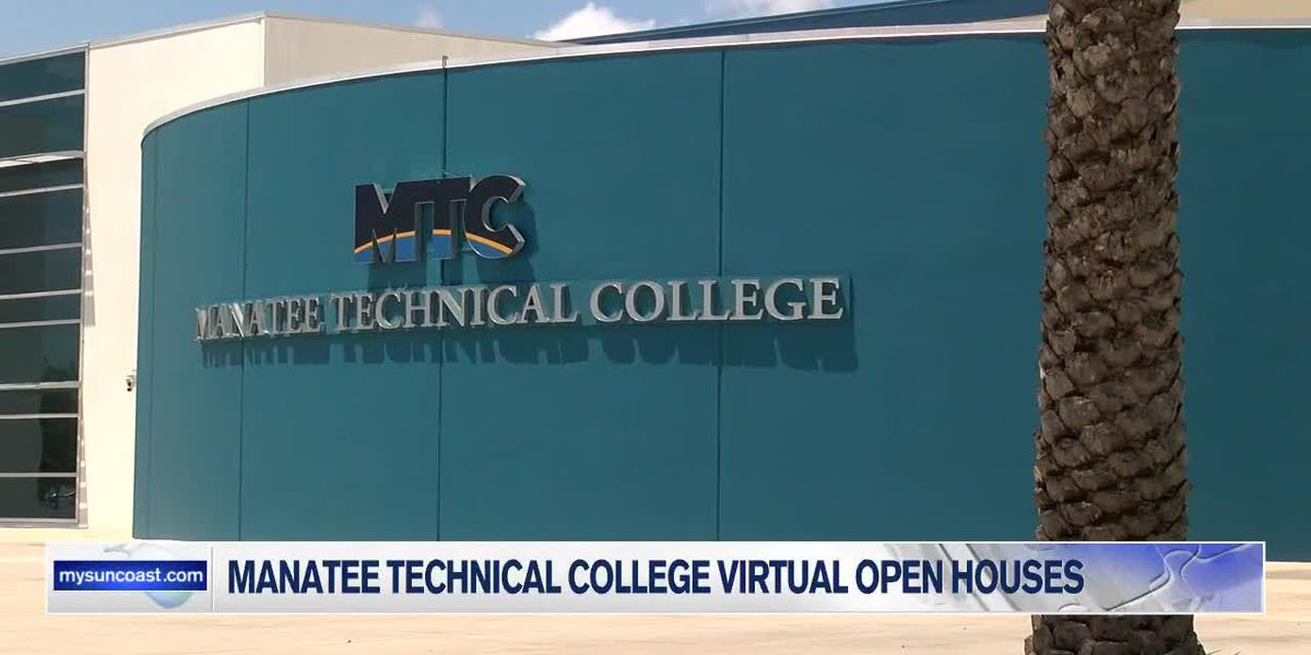 Manatee Technical College Virtual Open Houses