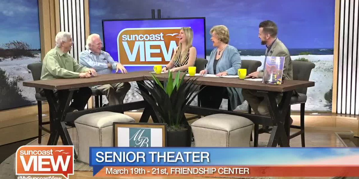 We Meet the Minds Behind the New Senior Theatre Troupe! | Suncoast View