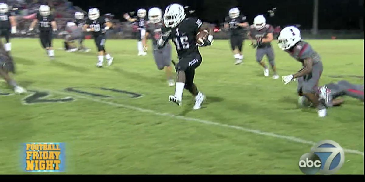 Video: Football Friday Night: Game of the Week - Manatee vs. Braden River
