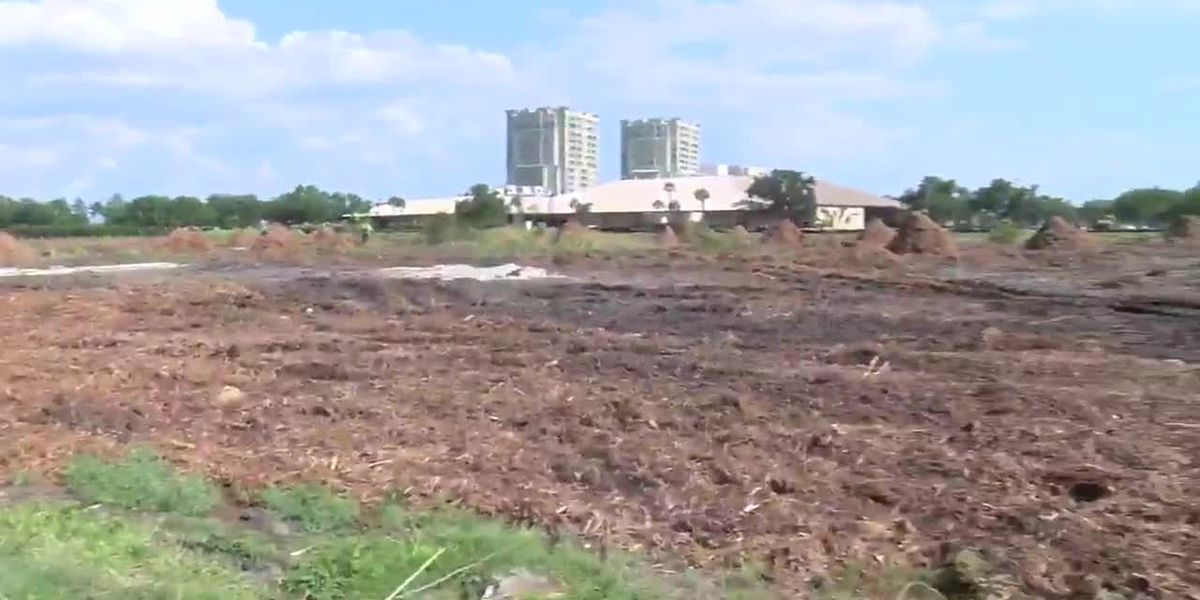 New hotel being built next to convention center in Manatee County