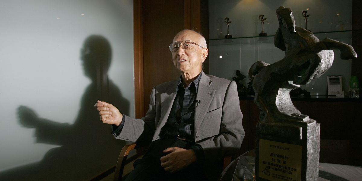 Raymond Chow, film producer behind Bruce Lee, dies at age 91