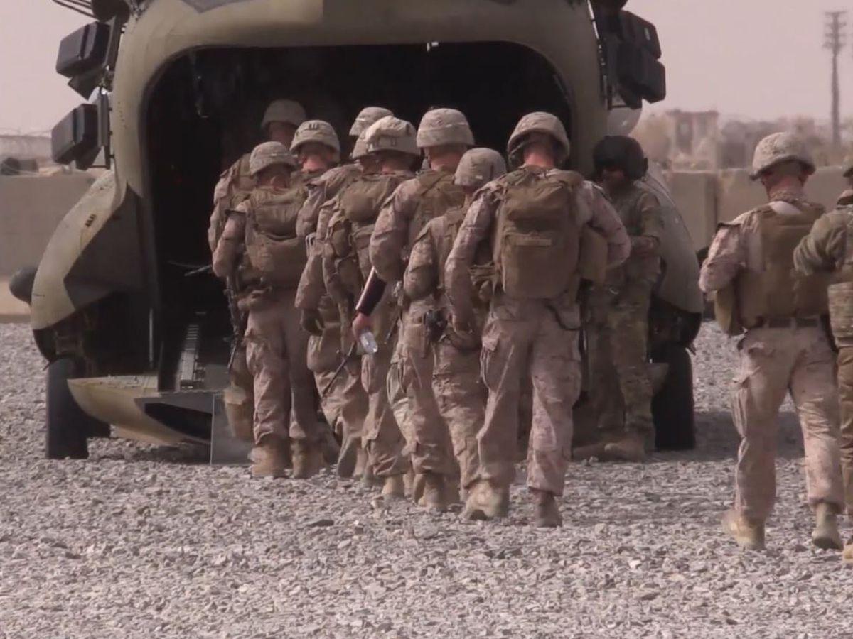 AP source: Biden to drop Trump's military transgender ban