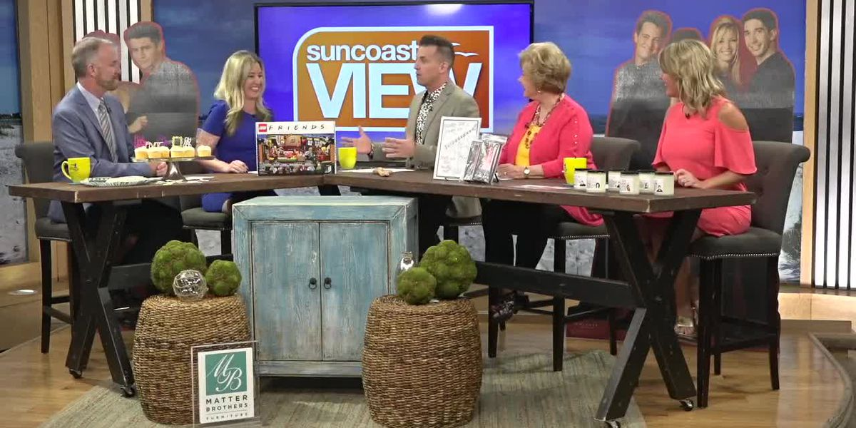 """Celebrate 25 Years of """"FRIENDS"""" with Kaylee's Favorite Products! 