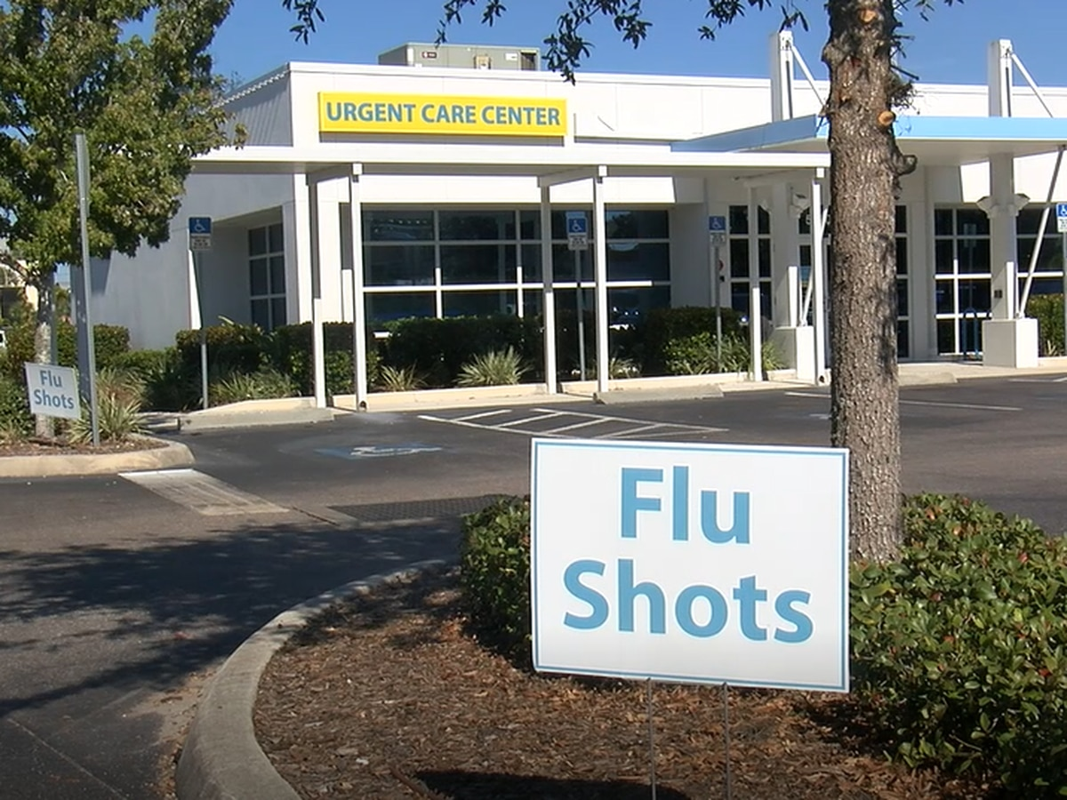 Sick Season Bringing More Than Just the Flu to the Suncoast