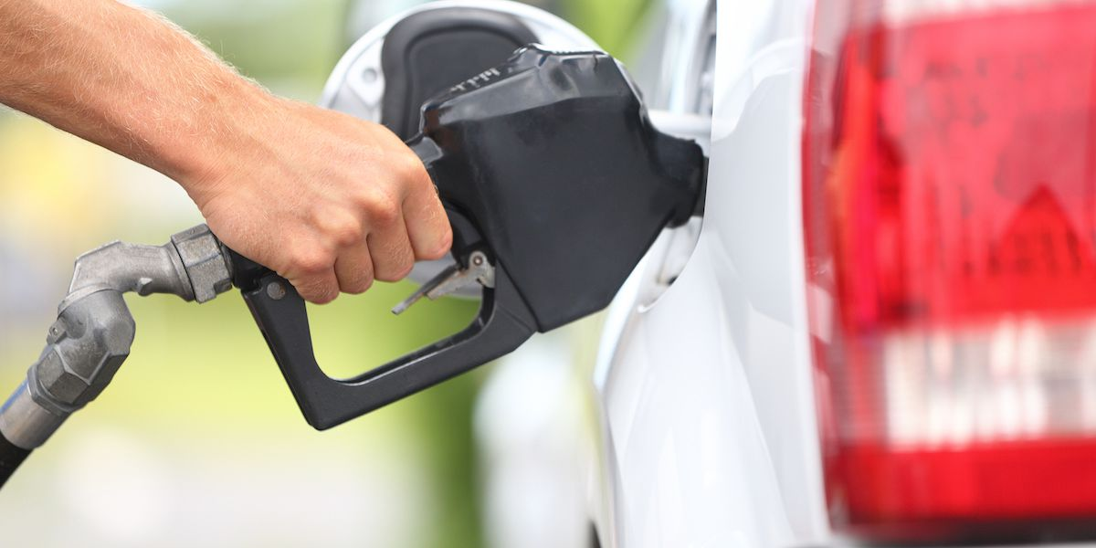Gas prices falling below $2 per gallon at many stations on the Suncoast