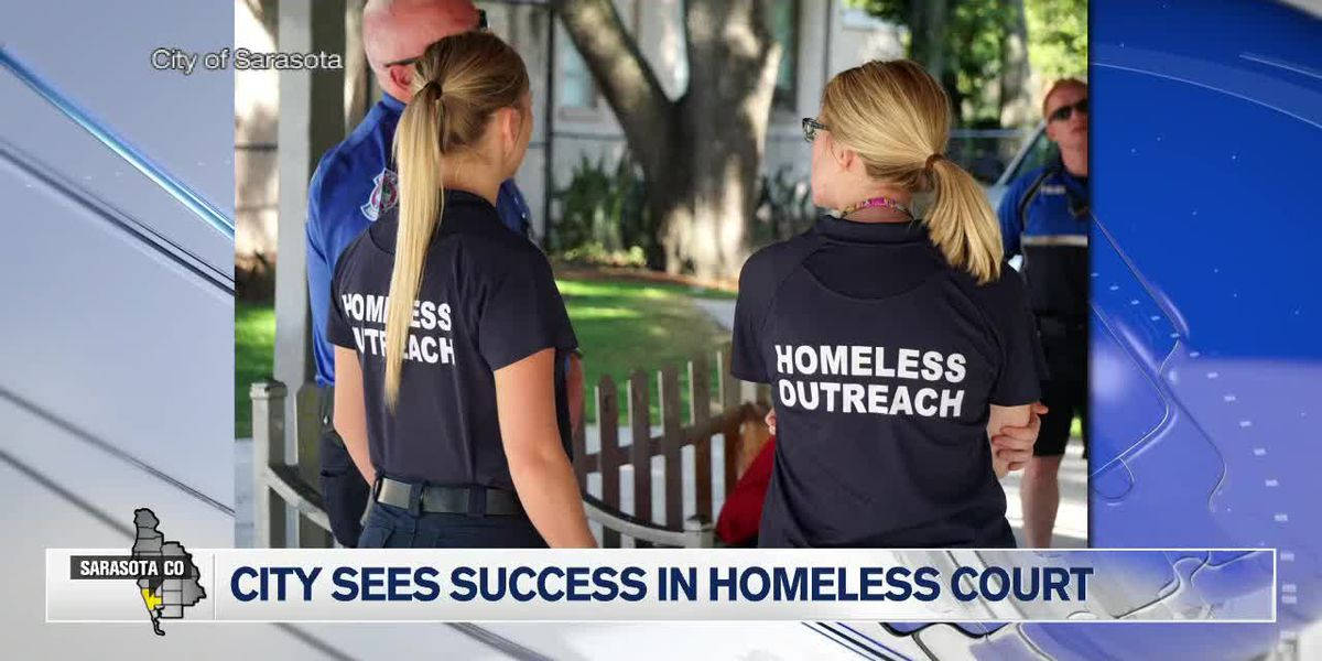 Homeless court in Sarasota County looks to help the community