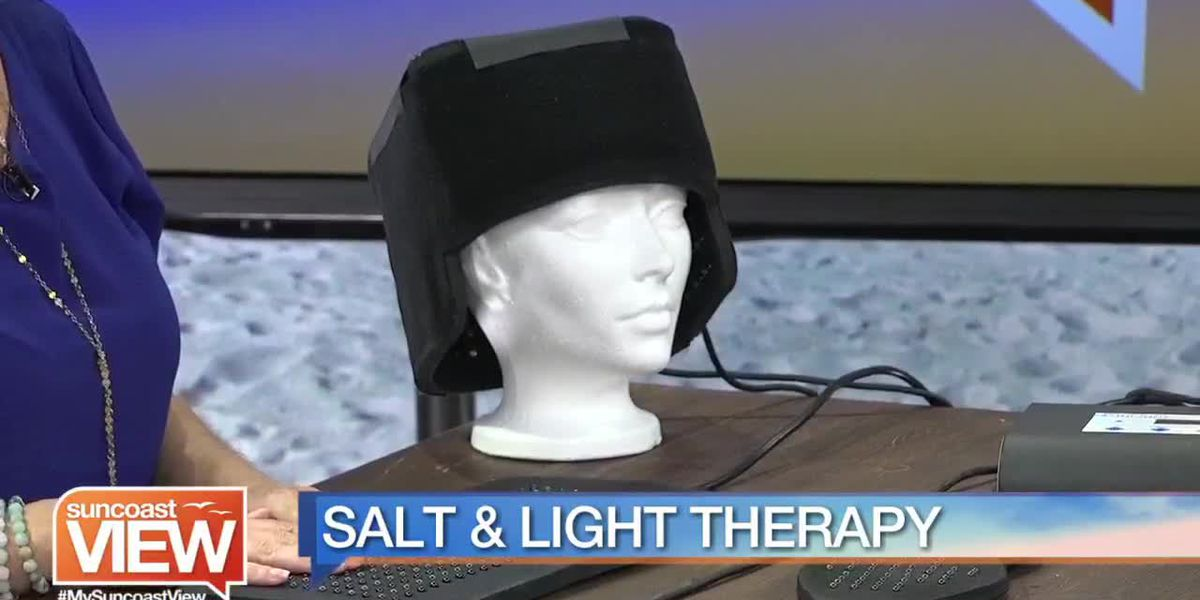 Learn How Salt & Light Therapy Work with Salt of the Earth | Suncoast View