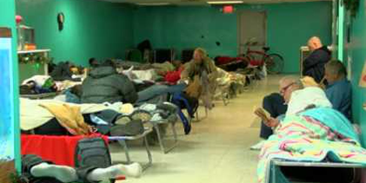 Cold weather shelter available in Manatee County with 60 additional spaces