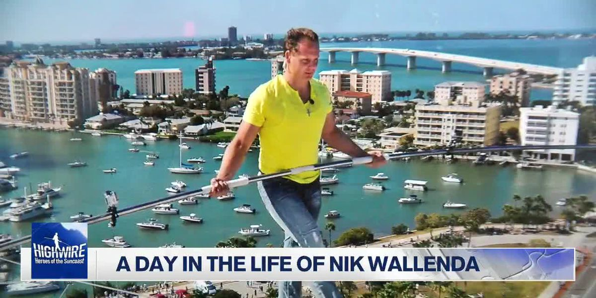 A day in the life of Wallenda