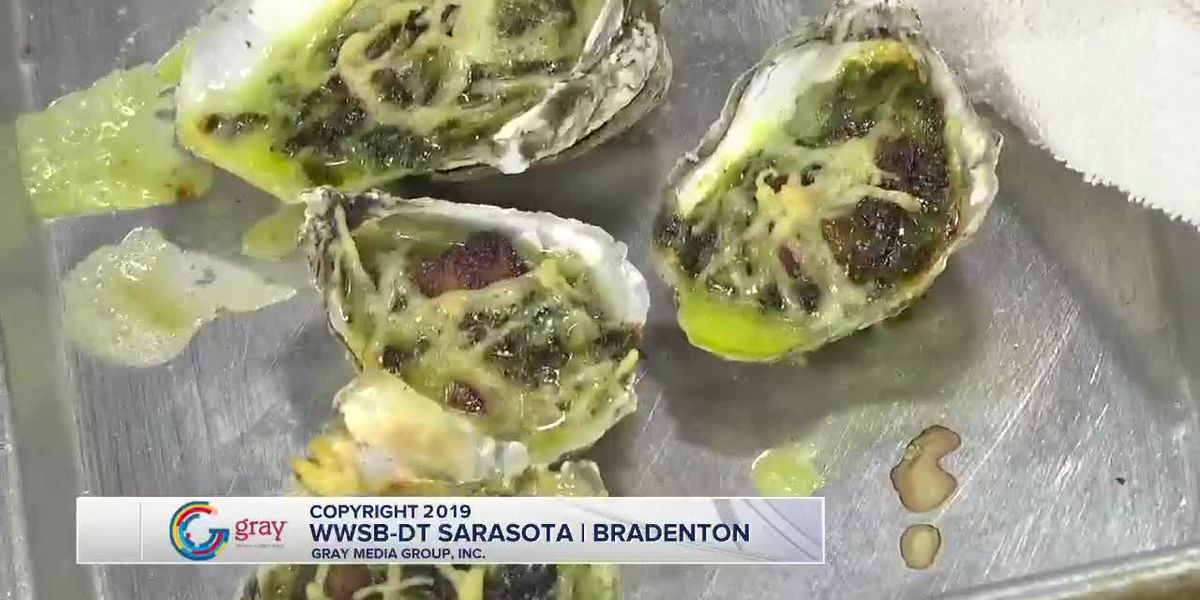 Harry's Continental Kitchen Makes Oyster Rockefeller in Our Kitchen | Suncoast View