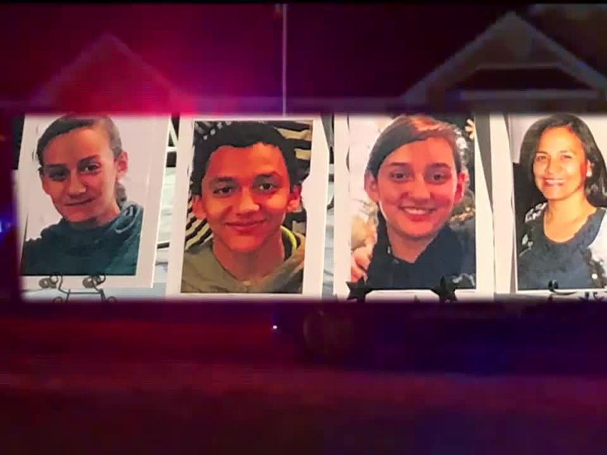 Utah teen accused of killing a mom and three children expected to be tried as adult